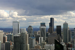 seattle Royaltyfri Bild