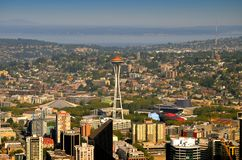 Seattle Royalty Free Stock Image