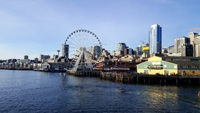 seattle Stockbild