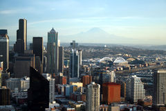 Seattle Stockfotos
