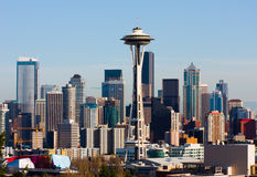 Seattle Royalty Free Stock Photo