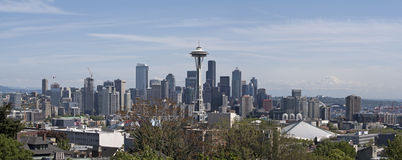 Seattle Stock Afbeelding