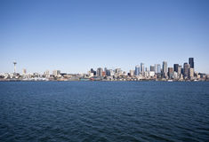 Seattle Royalty Free Stock Photos