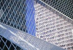 Seattle abstrakt begrepparkitektur Royaltyfri Bild