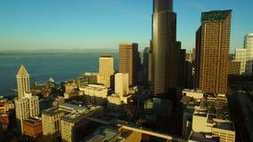 Seattle antena zdjęcie wideo
