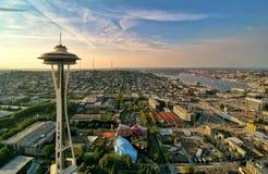 Seattle ao norte Imagens de Stock Royalty Free