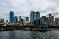 Seattle-Aquarium lizenzfreie stockfotos