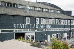 The Seattle Aquarium Royalty Free Stock Photos