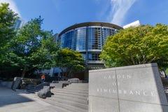 Seattle Art Museum lizenzfreie stockfotografie