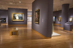 Seattle Art Museum. Has nice interiors and exhibitions Royalty Free Stock Photo