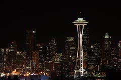 Seattle céntrica Fotografía de archivo libre de regalías