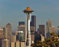 Seattle céntrica Imagen de archivo libre de regalías