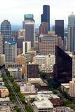 Seattle céntrica imagen de archivo