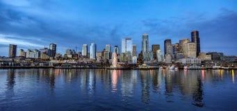 Seattle céntrica, Washington Fotos de archivo