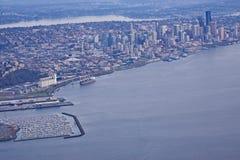 Seattle céntrica Washington Fotografía de archivo libre de regalías