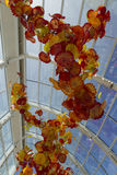 Seattle_Chihuly_Garden_Glass-55 royalty-vrije stock afbeelding
