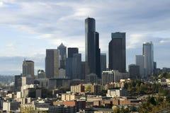 Seattle city skyline Stock Image