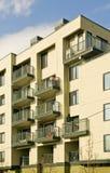 Seattle condominium. Condominium in downtown Seattle, Washington, U.S.A royalty free stock photography