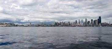 Seattle da acqua Fotografia Stock Libera da Diritti