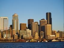 Seattle del centro Immagini Stock