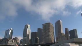 Seattle del centro, Stati Uniti stock footage