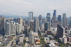 Seattle Downtown Cityscape Stock Photos
