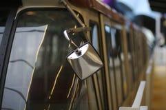 Seattle-Einschienenbahn stockfotos