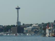 Seattle en de RuimteNaald Royalty-vrije Stock Afbeeldingen