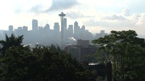 Seattle, Estados Unidos video estoque
