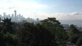 Seattle, Estados Unidos almacen de metraje de vídeo