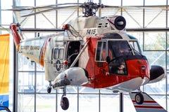 Seattle, Etats-Unis - 3 septembre 2018 : Musée d'aviation de Seattle Musée sans but lucratif privé d'aviation et d'espace dans le photographie stock libre de droits