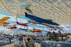 Seattle, Etats-Unis - 3 septembre 2018 : Musée d'aviation de Seattle Musée sans but lucratif privé d'aviation et d'espace dans le photos stock