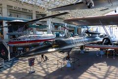 Seattle, Etats-Unis - 3 septembre 2018 : Musée d'aviation de Seattle Musée sans but lucratif privé d'aviation et d'espace dans le image stock