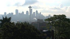 Seattle Förenta staterna stock video