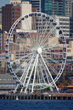 Seattle Ferris Wheel Stock Images