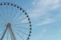 Seattle Ferris Wheel Arkivfoton