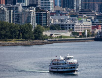 Seattle Ferry Royalty Free Stock Photography