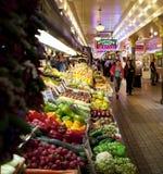 Seattle fish market Stock Image