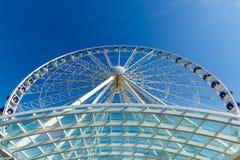 Seattle Great Wheel stock image