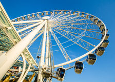 Seattle Great Wheel Stock Images