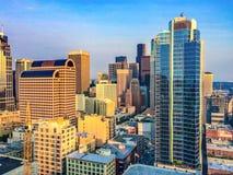 Seattle horisont Arkivbilder
