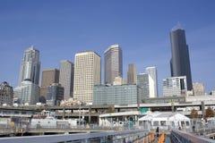 Seattle ist reizend lizenzfreies stockfoto