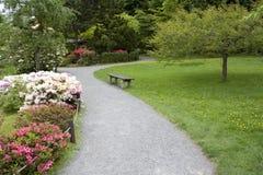 Seattle japończyka ogród Zdjęcia Stock