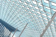 Seattle Library USA. Taken in 2015 Royalty Free Stock Images