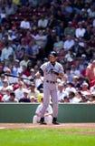 Ichiro Suzuki. Seattle Mariners star centerfielder Ichiro Suzuki. Image taken from color slide royalty free stock photo