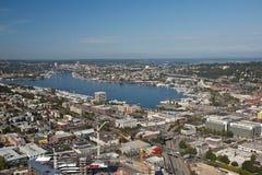Seattle-Mitte stockbild