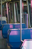 Seattle monorail. Monorail car Royalty Free Stock Photos