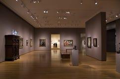 Seattle muzeum sztuki wnętrze Zdjęcia Stock
