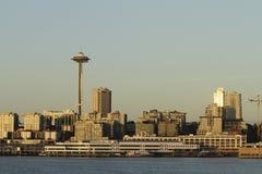 Seattle panorama Royalty Free Stock Photos
