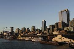 Seattle panorama Stock Image